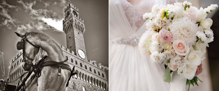 3 days luxury wedding in Florence