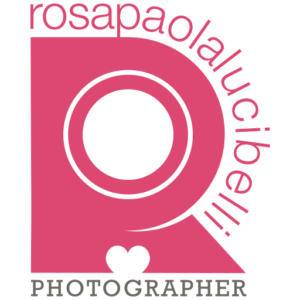Logo Rosapaola Lucibelli Phorographer