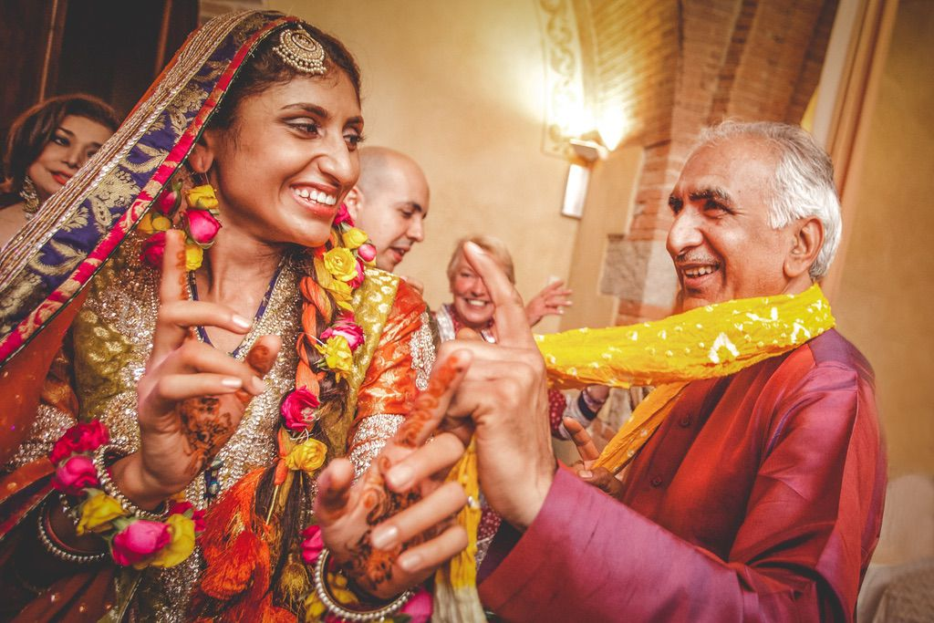 father-bride-dancing-Nikka-ceremony-Pakistani-wedding-villa-catignano