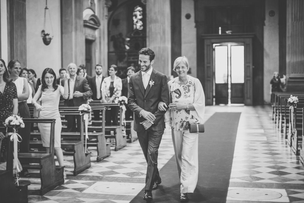 groom-mother-walking-down-the-aisle-Church