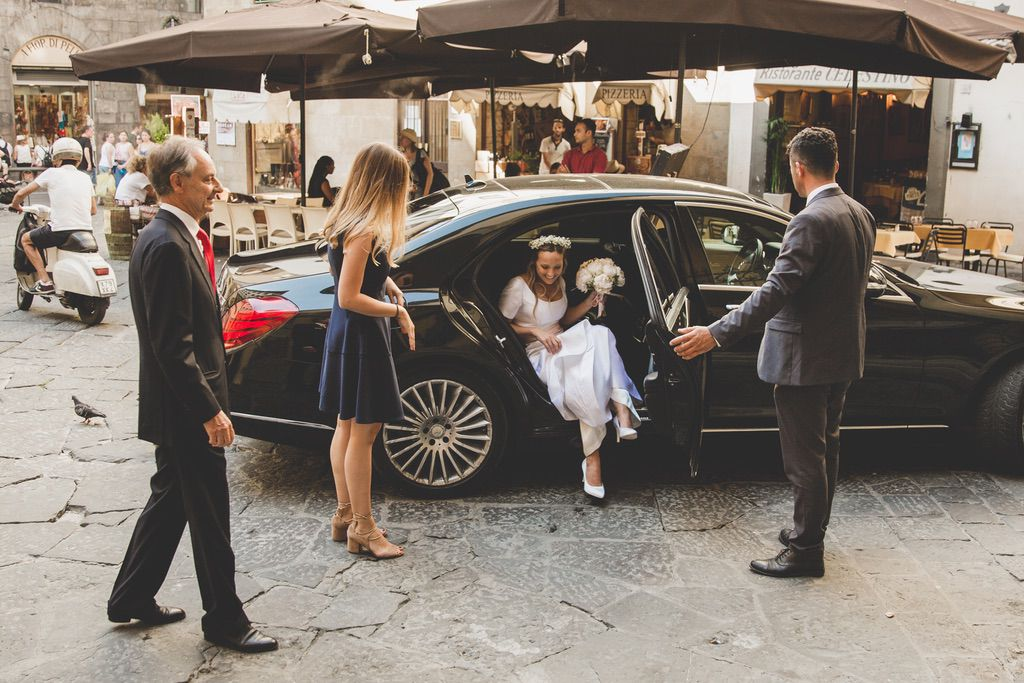 wedding-car-bride-florence