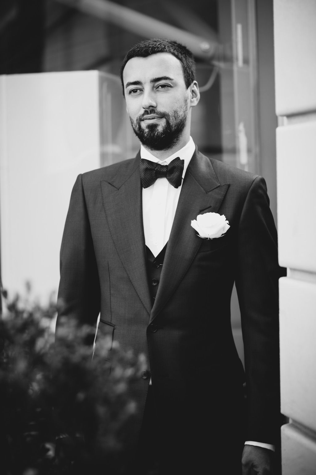 groom real wedding in Firenze