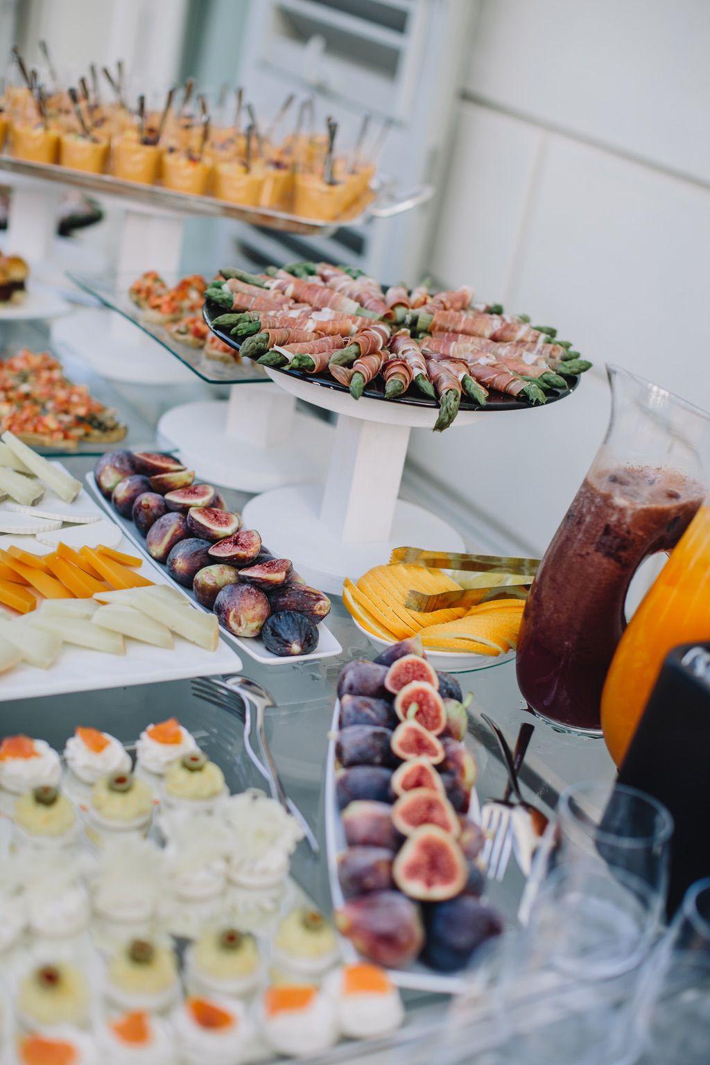 Italian wedding appetizer in Firenze