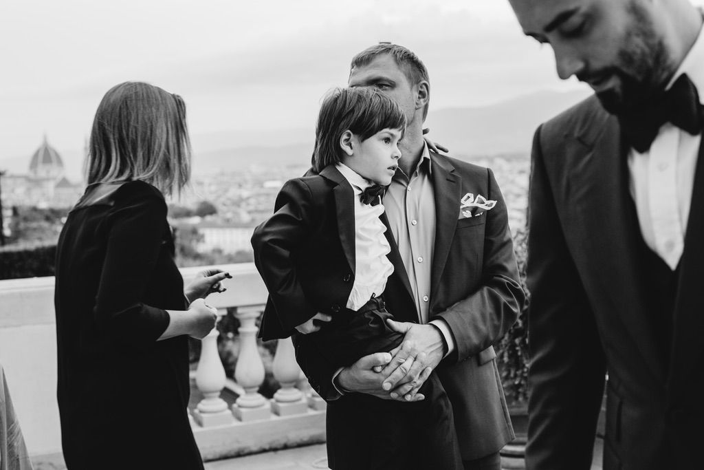 real wedding moments in Firenze Tuscany