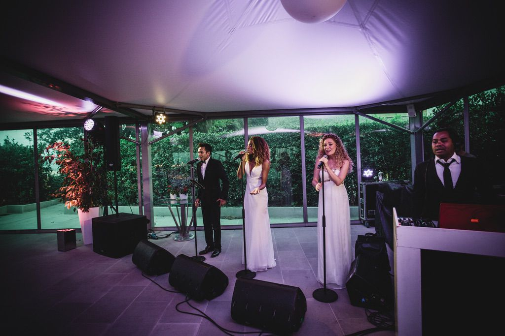 wedding live music in Firenze in Italy
